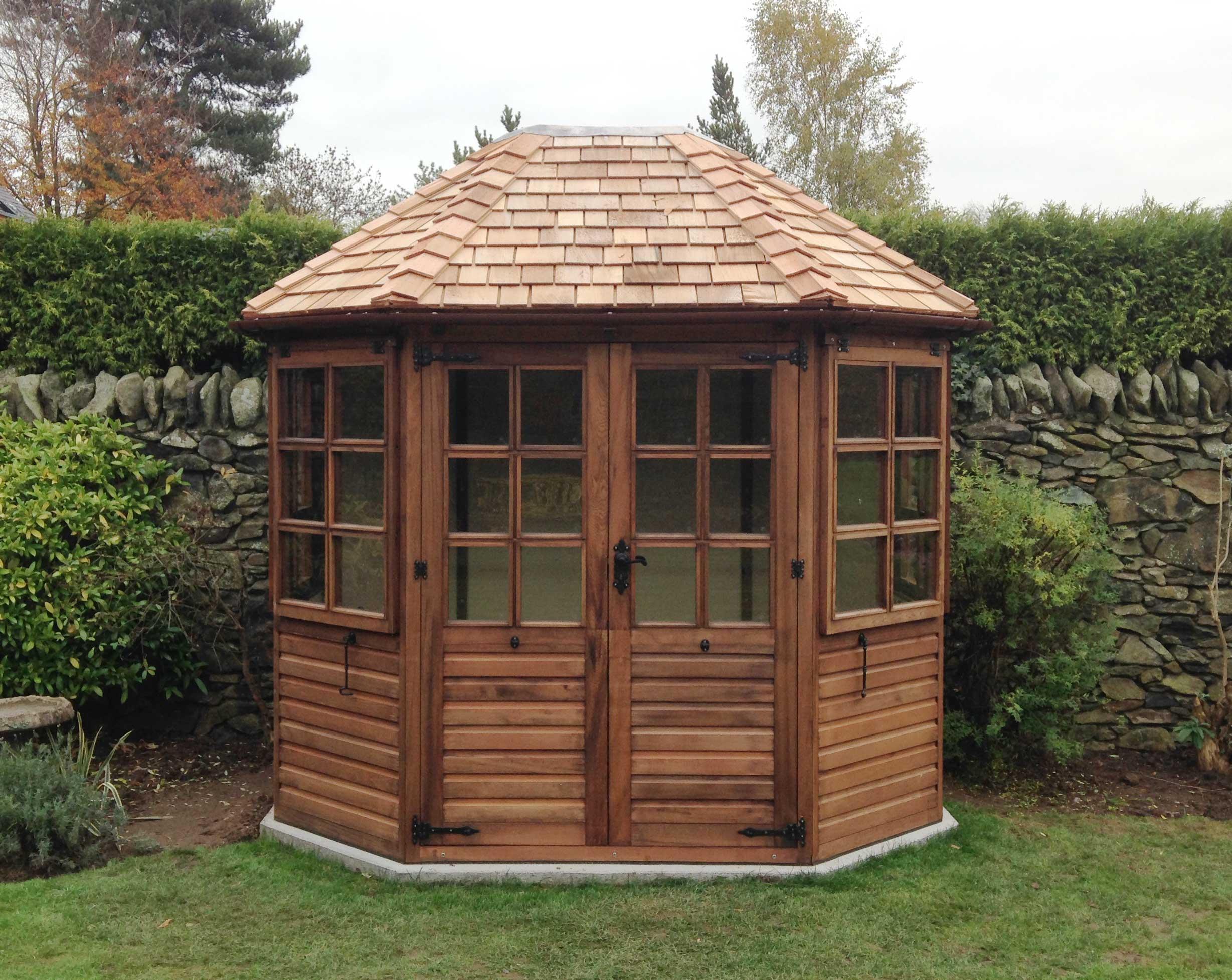Timber Garden Summerhouse