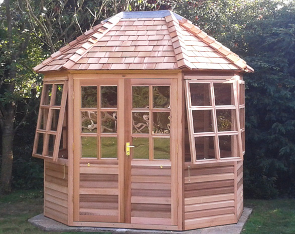 Octagonal Summerhouse for sale