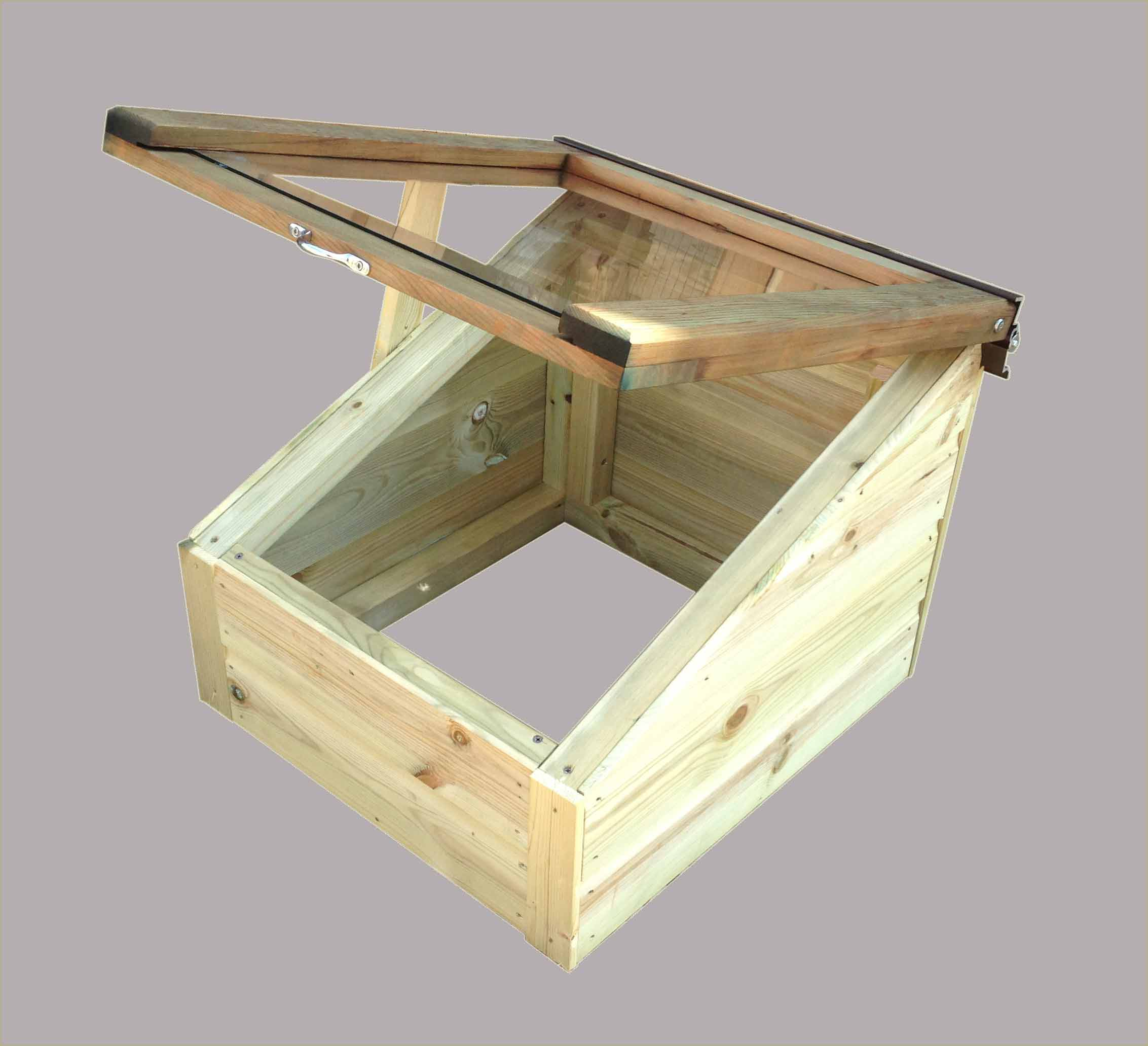 Cedar Greenhouse Accessories