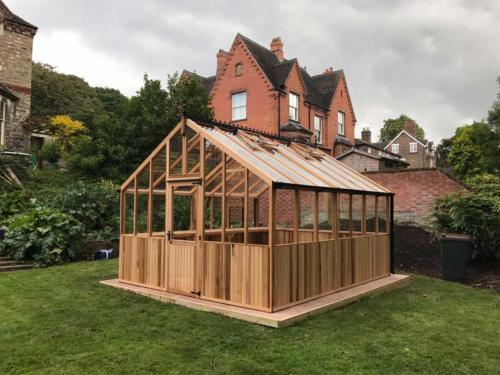 10ft x 14ft Bromley Greenhouse