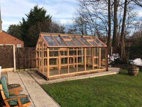 8ft x 14ft Bromley Greenhouse