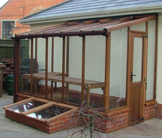 10ft x 6ft lean-to