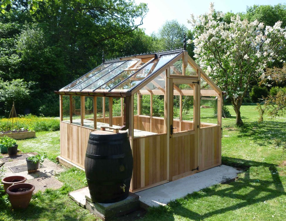 10ft x 8ft Bromley Greenhouse