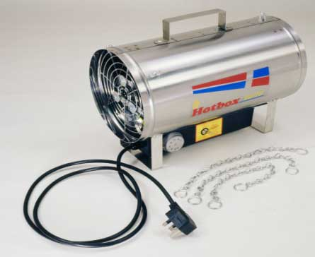 Elite Fan   Heater 2.7 kW