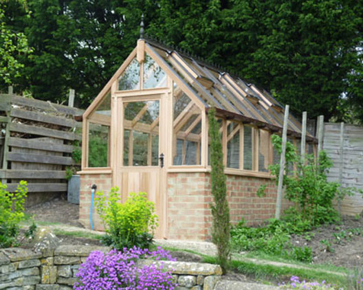 Bespoke Kingsbromley Greenhouse