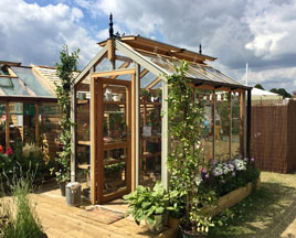 Ultimate Maintenance Free Chartley Greenhouse