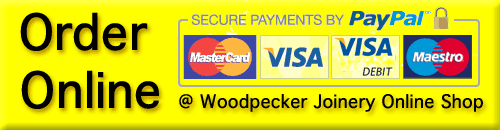 Click here to vist Woodpecker Joinery Online Shop