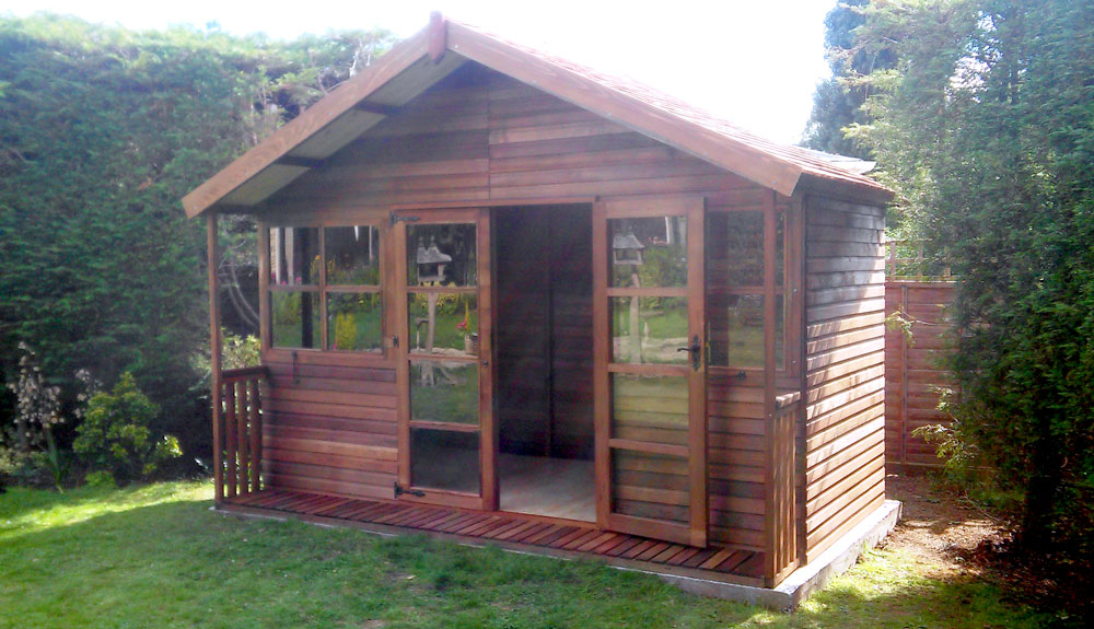 Western Red Cedar Garden Summerhouse