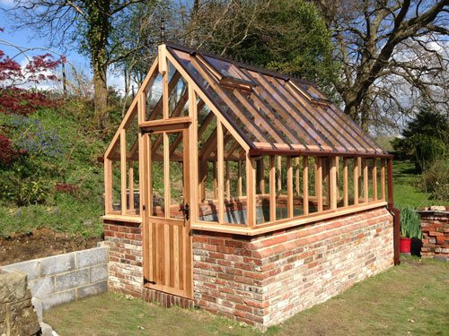 Bespoke Kingsbury Greenhouse