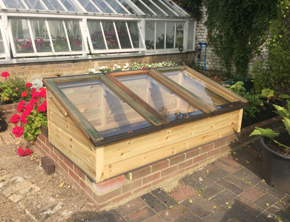 Tanalised Softwood Coldframe