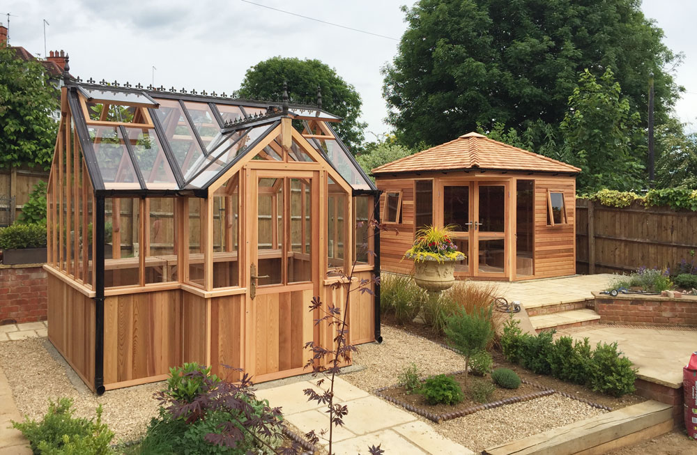 Woodpecker Joinery Greenhouses and Garden Rooms