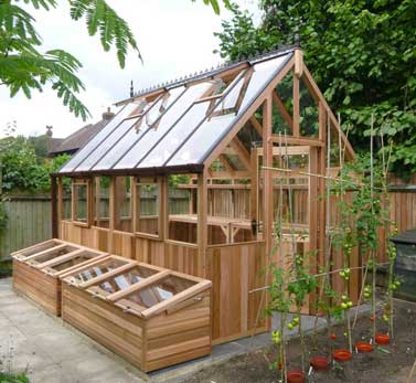 Kingsbromley Greenhouse