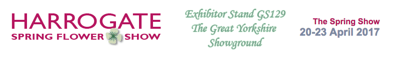 Harrogate Flower Show Exhibitor 2017
