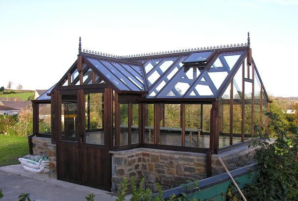 16ft X 10ft Greenhouse With Porch Jpg