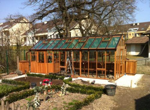 10ft x 24ft Bromley Greenhouse
